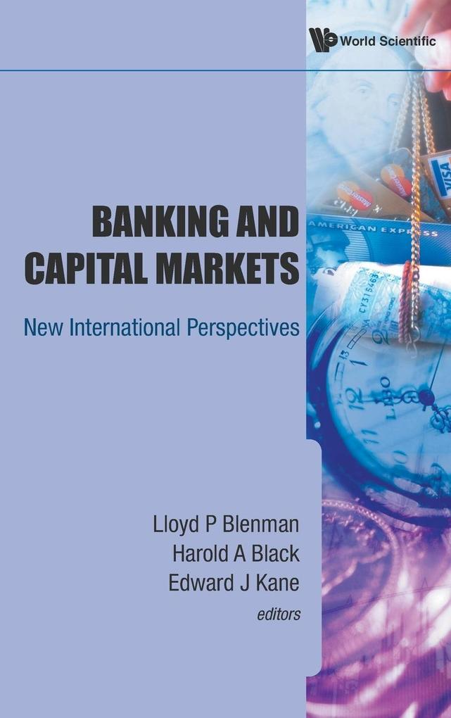 Banking and Capital Markets als Buch von - World Scientific Publishing Company