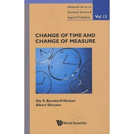 Change Of Time And Change Of Measure - Ole-E Barndorff-Nielsen