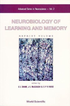 Neurobiology of Learning and Memory - Herausgeber: McGaugh, James L. Shaw, Gordon Rose, Steven