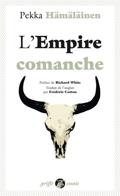 L´empire comanche - Anacharsis
