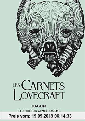 Gebr. - Les Carnets Lovecraft : Dagon