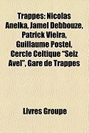Trappes: Nicolas Anelka, Jamel Debbouze, Patrick Vieira, Guillaume Postel, Cercle Celtique