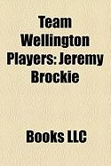 Team Wellington Players: Jeremy Brockie, Costa Barbarouses, Daniel Ellensohn, RAF de Gregorio, Cole Tinkler, James Bannatyne, Sam Jenkins