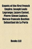 Counts of the First French Empire: Pierre-Simon Laplace