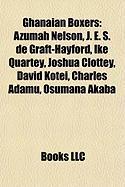 Ghanaian Boxers: J. E. S. de Graft-Hayford