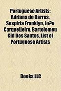 Portuguese Artists: Adriana de Barros