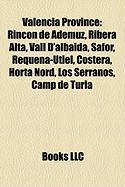 Valencia Province: Rinc N de Ademuz