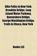 Bike Paths in New York: Brooklyn Bridge