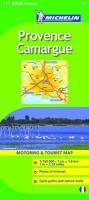 Mapa Zoom Provence - Camargue (Mapas Zoom Michelin, Band 113)