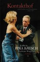 Kontakthof, avec des dames et messieurs au-dessus de 65 ans + DVD (quadri-langues)