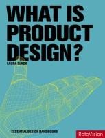 What is Product Design? (New in paperback) (Essential Design Handbooks)