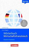 Lextra - Französisch - Fachwörterbücher: Wörterbuch Wirtschaftsfranzösisch: Deutsch-Französisch/Französisch-Deutsch. 24062-3 und 24063-0 im Paket