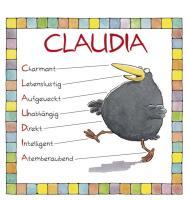 Claudia. Namenskalender