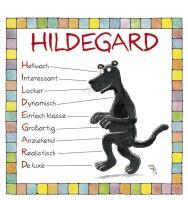 Hildegard. Namenskalender