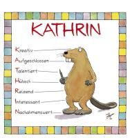 Kathrin. Namenskalender
