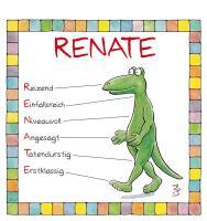 Renate. Namenskalender