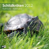 Schildkröten 2012 Art12 Collection: Broschürenkalender