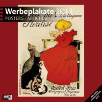 Werbe-Plakate 2012 Art12 Collection