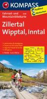 Zillertal - Wipptal - Inntal 1 : 70 000