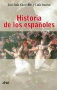 Historia de los españoles
