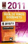 Guía de vinos gourmets 2011