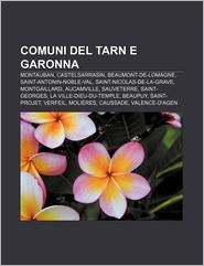 Comuni del Tarn E Garonna: Montauban, Castelsarrasin, Beaumont-de-Lomagne, Saint-Antonin-Noble-Val, Saint-Nicolas-de-La-Grave, Montgaillard - Fonte Wikipedia