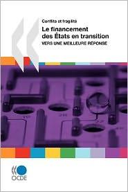 Conflits et fragilit Le financement des tats en transition: vers une meilleure r ponse OECD Publishing Author