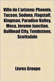 Ville De L'Arizona - Livres Groupe (Editor)