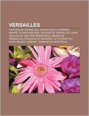 Versailles - Source Wikipedia, Livres Groupe (Editor)