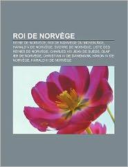 Roi De Norv Ge - Livres Groupe (Editor)