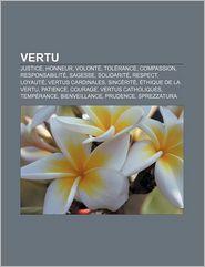 Vertu - Source Wikipedia, Livres Groupe (Editor)