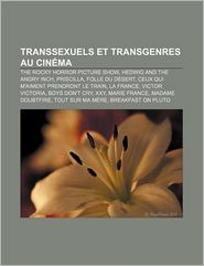 Transsexuels Et Transgenres Au Cin Ma - Source Wikipedia, Livres Groupe (Editor)