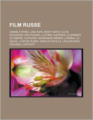 Film Russe - Livres Groupe (Editor)