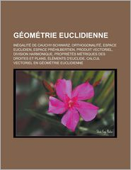 G Om Trie Euclidienne - Livres Groupe (Editor)