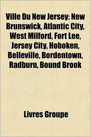 Ville Du New Jersey - Livres Groupe (Editor)