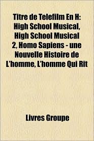 Titre De T L Film En H - Livres Groupe (Editor)