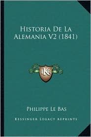 Historia de La Alemania V2 (1841)