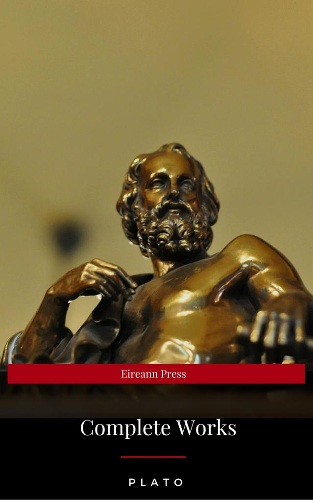 Plato: Complete Works (With Included Audiobooks & Aristotle's Organon) Plato Author