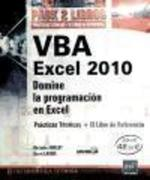 PACK 2 LIBROS. VBA EXCEL 2010. DOMINE LA PROGRAMACION EN EXC