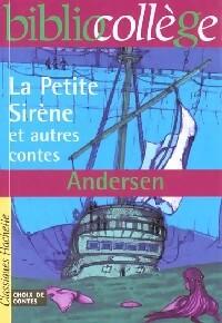 La petite sirène et autres contes (contes choisis) - Hans Christian Andersen