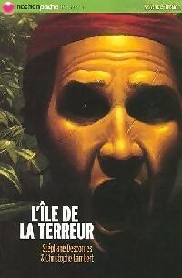 L'île de la terreur - Stéphane Lambert