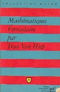 Mathématiques formulaire - Tran Van Hiep