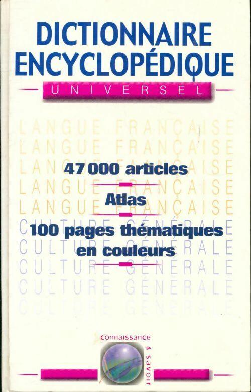 Dictionnaire encyclopédique universel - Collectif