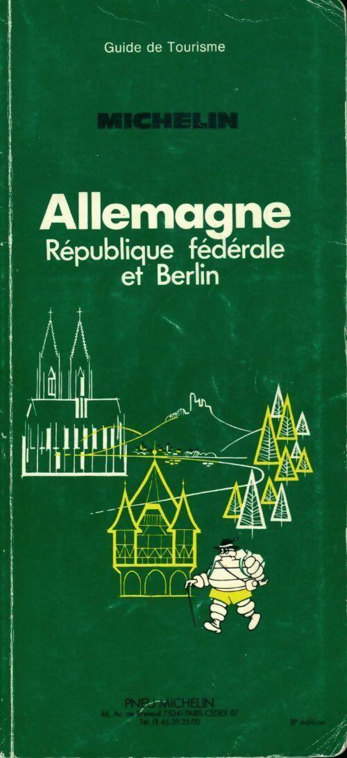 Allemagne, République fédérale et Berlin 1984 - Collectif