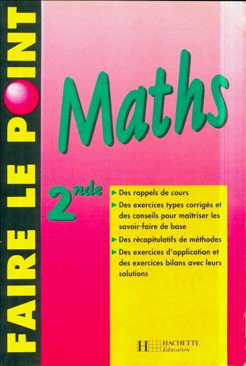 Math seconde - Danielle Kieken