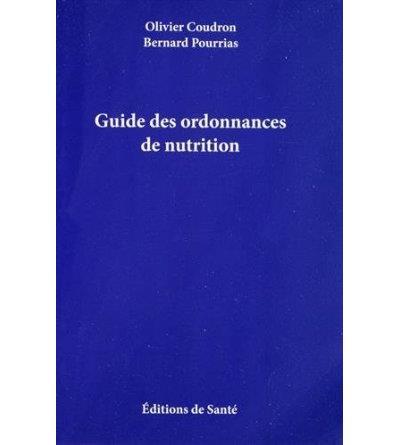 Guide des ordonnances de nutrition