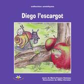 Diego lescargot - Marie-France Comeau