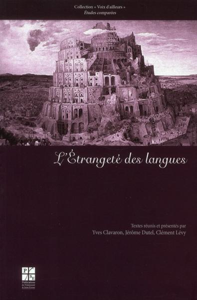 Etrangete Des Langues - Collectif